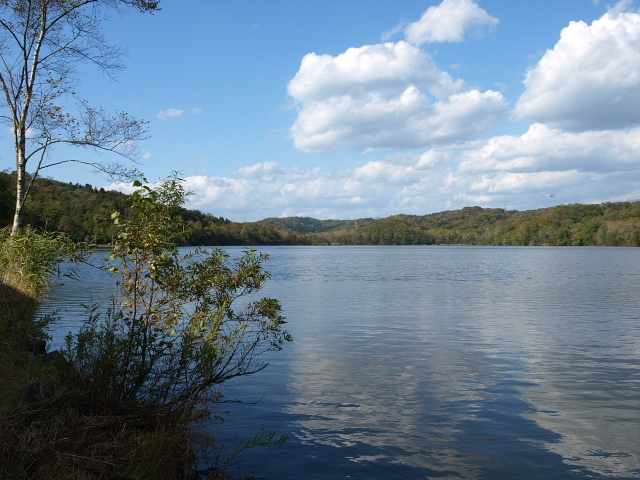 ♪ポロトの湖畔~_d0153062_8455230.jpg