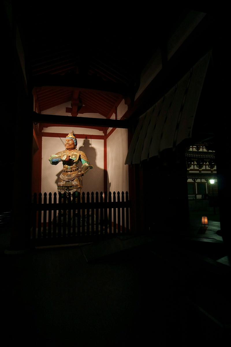 奈良 薬師寺万燈会  1_f0021869_23382065.jpg