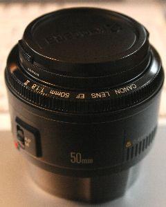 カメラレンズ(4) キャノンEF50mmF1.8Ⅱ_a0095470_2227811.jpg