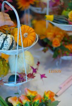 150個のかぼちゃ☆_b0111306_2362693.jpg