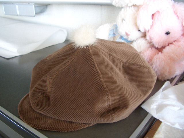 帽子。_b0159908_12531897.jpg