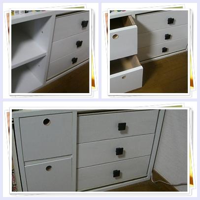 DIYで進化する収納棚 ⑤ カーテン生地からカバンに!②_a0084343_16254994.jpg