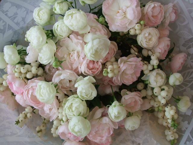 オークリーフ(オールドファンタジーの花束)_f0049672_16274972.jpg