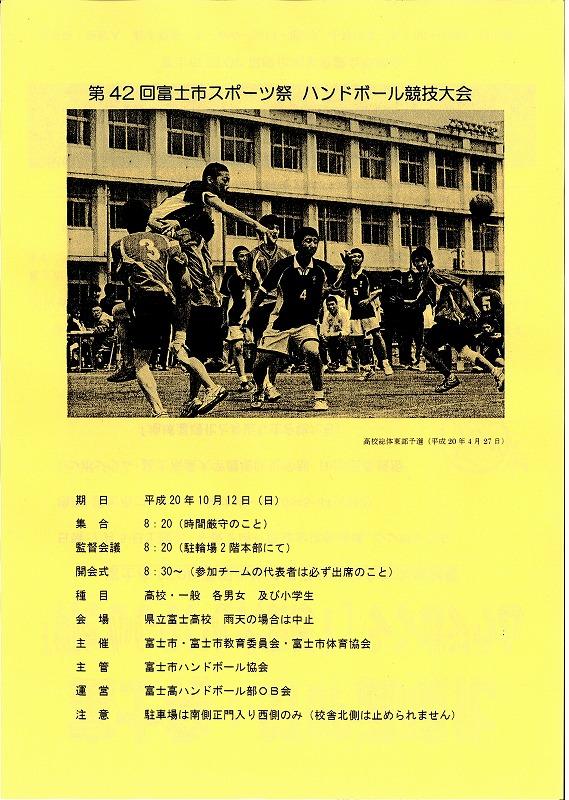 富士市スポーツ祭ハンドボール大会_f0141310_23394141.jpg