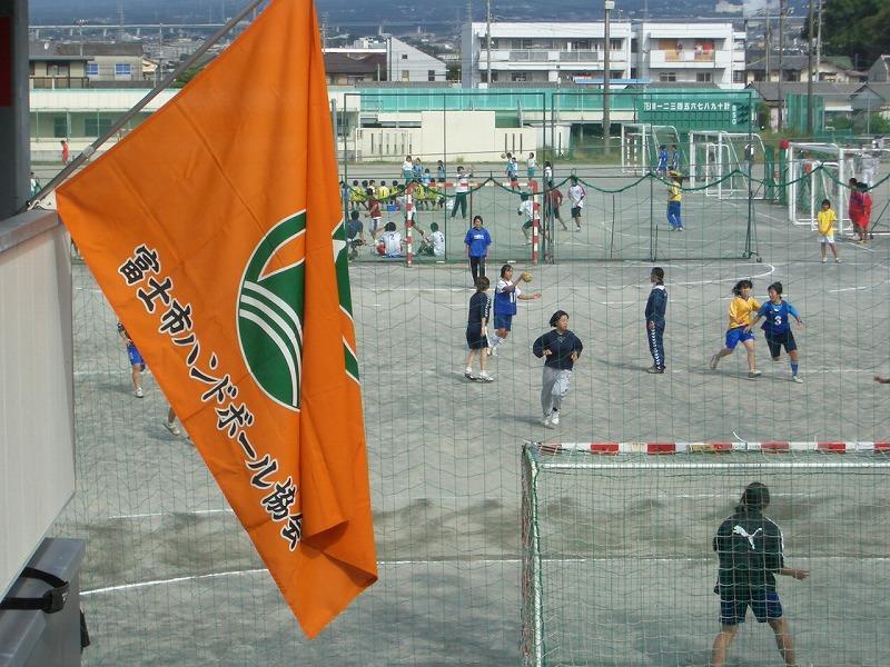 富士市スポーツ祭ハンドボール大会_f0141310_23432433.jpg