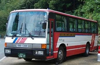 大井川鉄道 三菱P-MP218K +呉羽 (と、もう一台)_e0030537_0304815.jpg