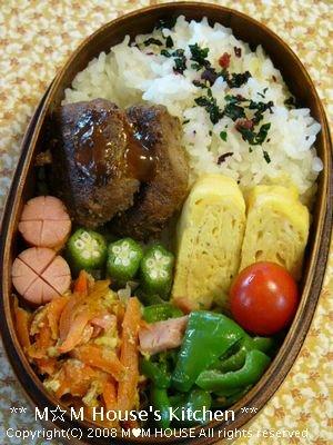 今日10/17は、沖縄そばの日☆お弁当♪_c0139375_14262762.jpg