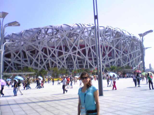 北京パラリンピックリポート11 ~国家スタジアム~_e0142585_19362167.jpg