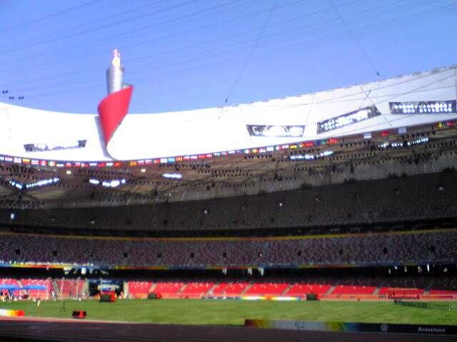 北京パラリンピックリポート11 ~国家スタジアム~_e0142585_1936221.jpg