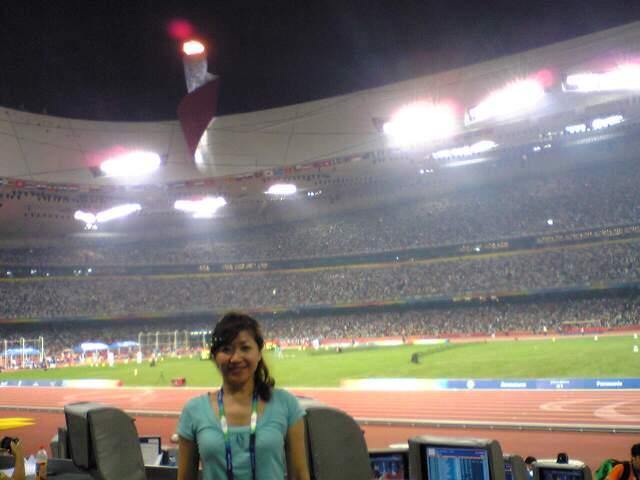 北京パラリンピックリポート11 ~国家スタジアム~_e0142585_2111068.jpg