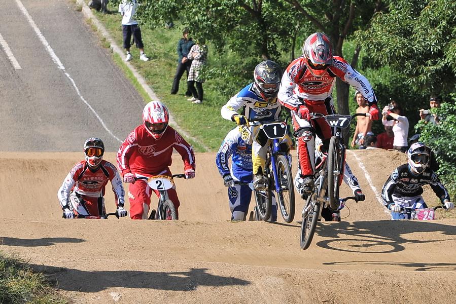 2008JBMXF西日本BMX選手権大会IN大阪VOL 6:年齢別クラス決勝その1_b0065730_19331054.jpg