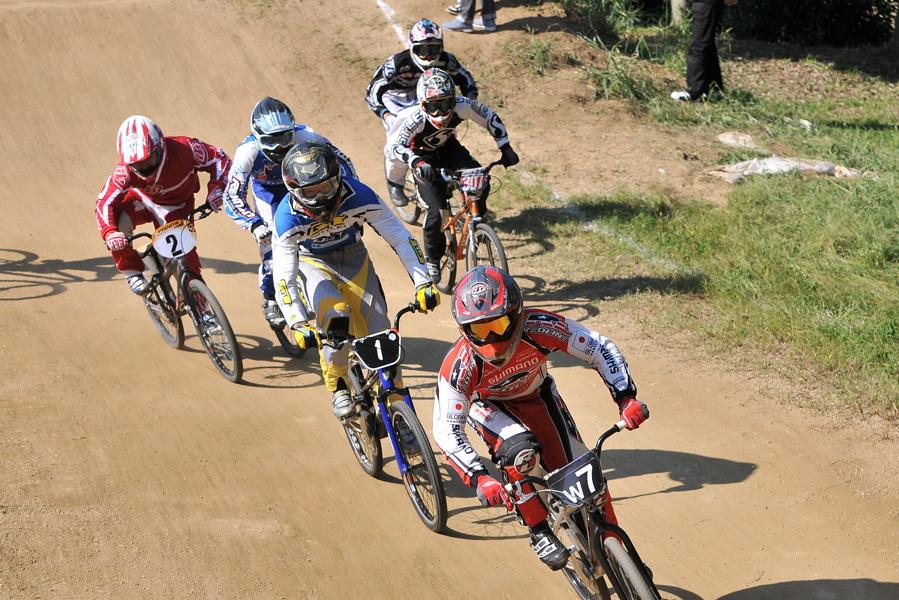 2008JBMXF西日本BMX選手権大会IN大阪VOL 6:年齢別クラス決勝その1_b0065730_19332198.jpg