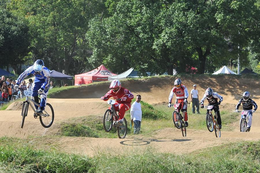 2008JBMXF西日本BMX選手権大会IN大阪VOL 6:年齢別クラス決勝その1_b0065730_19342384.jpg