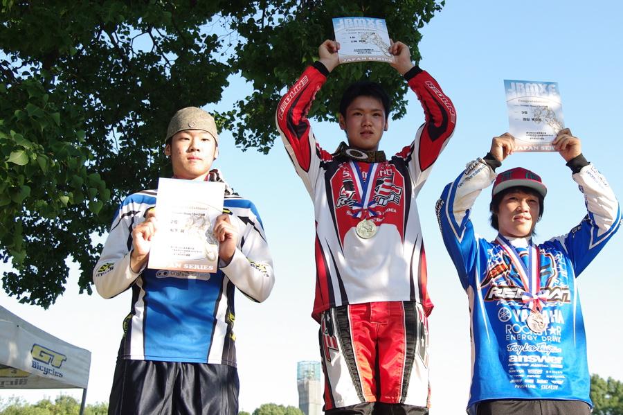 2008JBMXF西日本BMX選手権大会IN大阪VOL 6:年齢別クラス決勝その1_b0065730_19352879.jpg