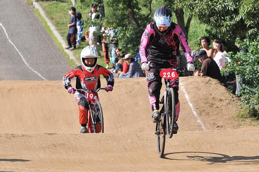 2008JBMXF西日本BMX選手権大会IN大阪VOL 6:年齢別クラス決勝その1_b0065730_19421316.jpg