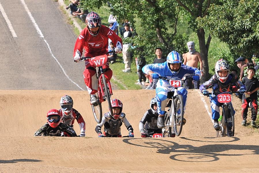 2008JBMXF西日本BMX選手権大会IN大阪VOL 6:年齢別クラス決勝その1_b0065730_19451633.jpg