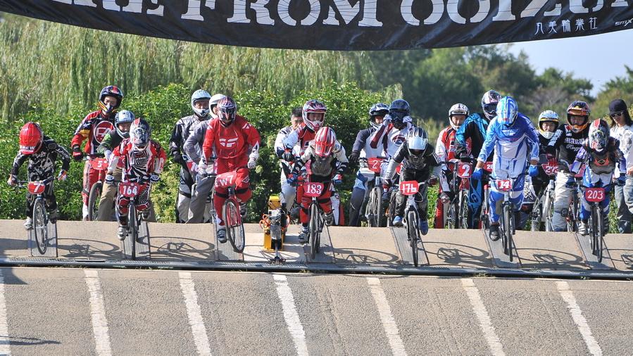 2008JBMXF西日本BMX選手権大会IN大阪VOL 6:年齢別クラス決勝その1_b0065730_1945469.jpg