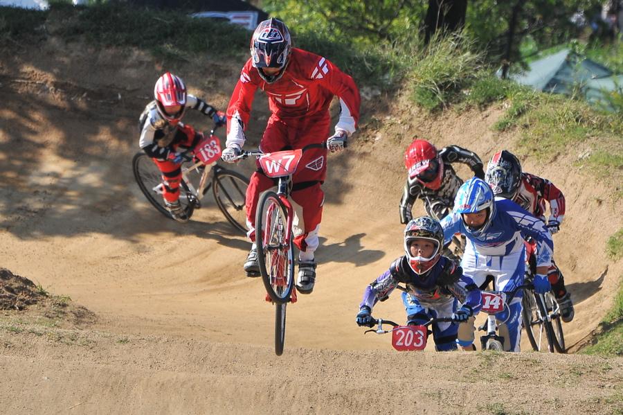 2008JBMXF西日本BMX選手権大会IN大阪VOL 6:年齢別クラス決勝その1_b0065730_19461555.jpg