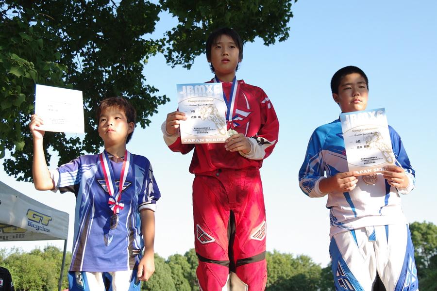 2008JBMXF西日本BMX選手権大会IN大阪VOL 6:年齢別クラス決勝その1_b0065730_19474740.jpg