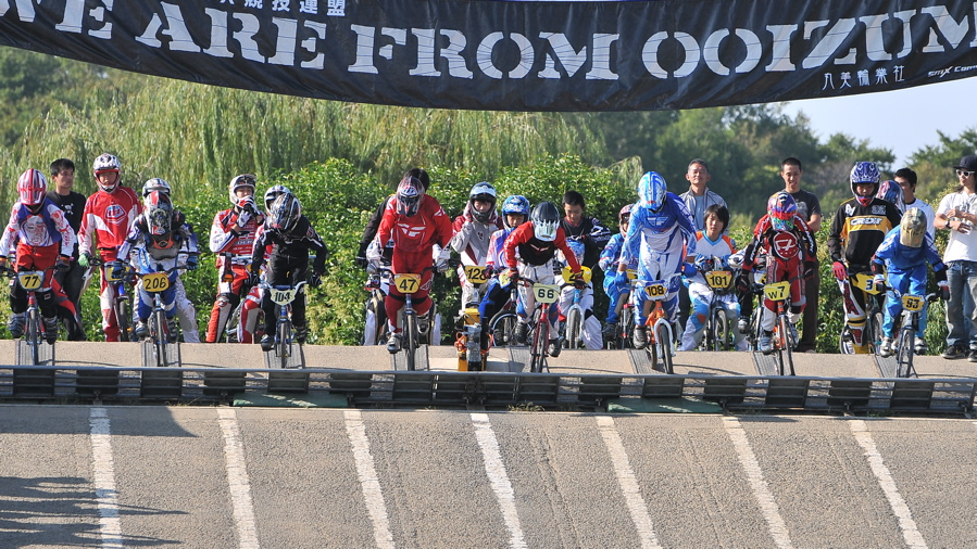 2008JBMXF西日本BMX選手権大会IN大阪VOL 9:年齢別クラス決勝その4_b0065730_23305265.jpg