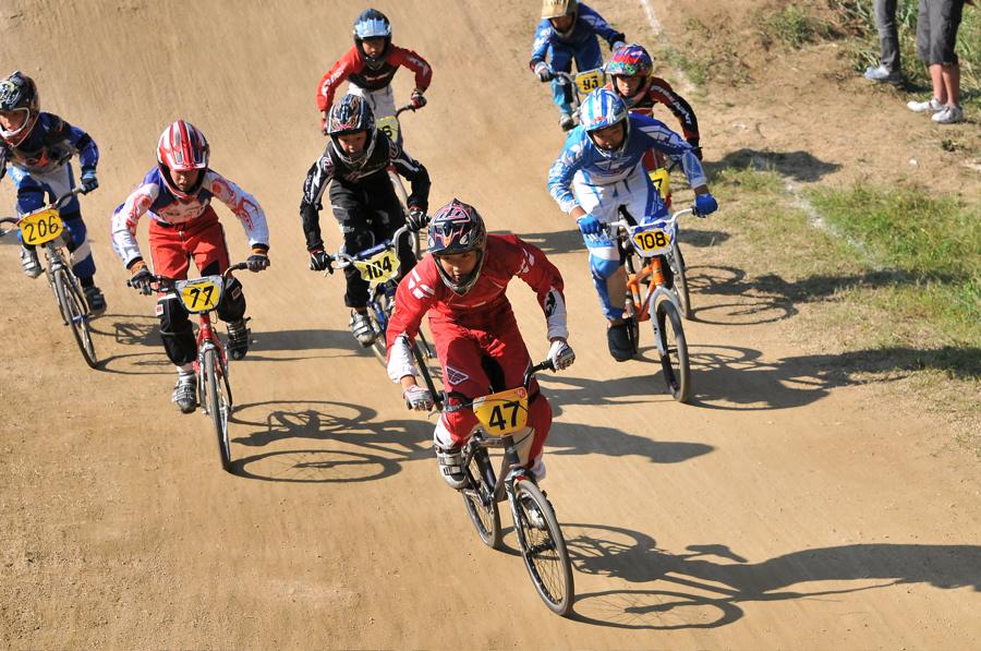 2008JBMXF西日本BMX選手権大会IN大阪VOL 9:年齢別クラス決勝その4_b0065730_2331261.jpg