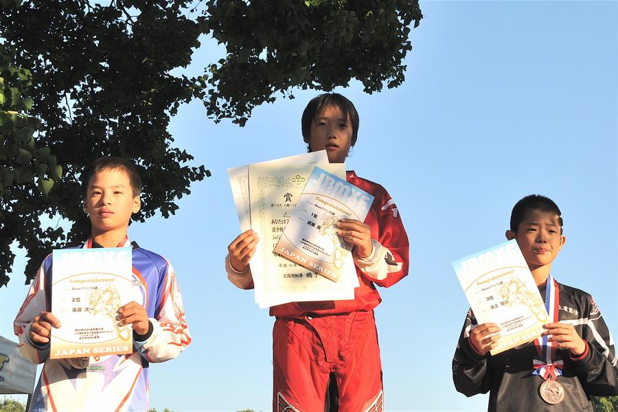 2008JBMXF西日本BMX選手権大会IN大阪VOL 9:年齢別クラス決勝その4_b0065730_2333980.jpg