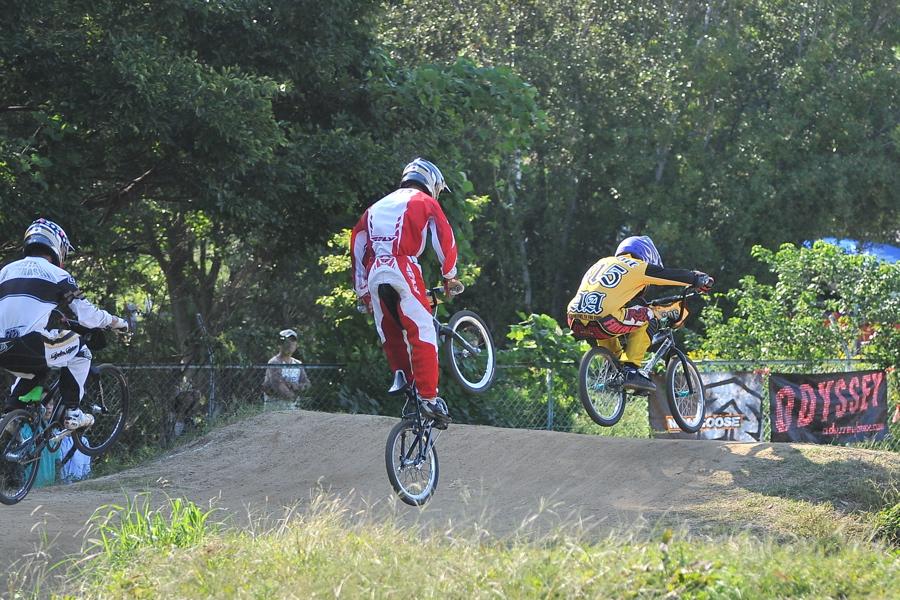 2008JBMXF西日本BMX選手権大会IN大阪VOL 9:年齢別クラス決勝その4_b0065730_23343716.jpg