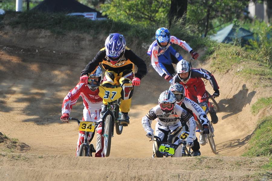 2008JBMXF西日本BMX選手権大会IN大阪VOL 9:年齢別クラス決勝その4_b0065730_23345982.jpg