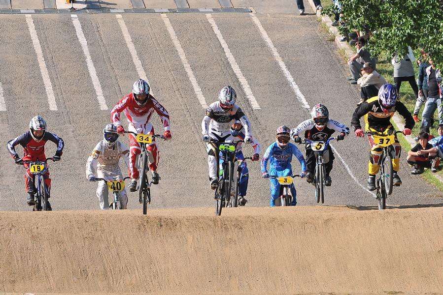 2008JBMXF西日本BMX選手権大会IN大阪VOL 9:年齢別クラス決勝その4_b0065730_2334676.jpg