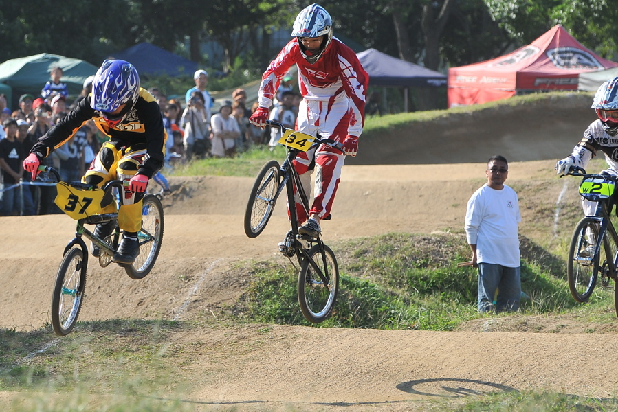 2008JBMXF西日本BMX選手権大会IN大阪VOL 9:年齢別クラス決勝その4_b0065730_23351014.jpg