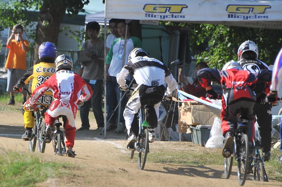 2008JBMXF西日本BMX選手権大会IN大阪VOL 9:年齢別クラス決勝その4_b0065730_23355571.jpg