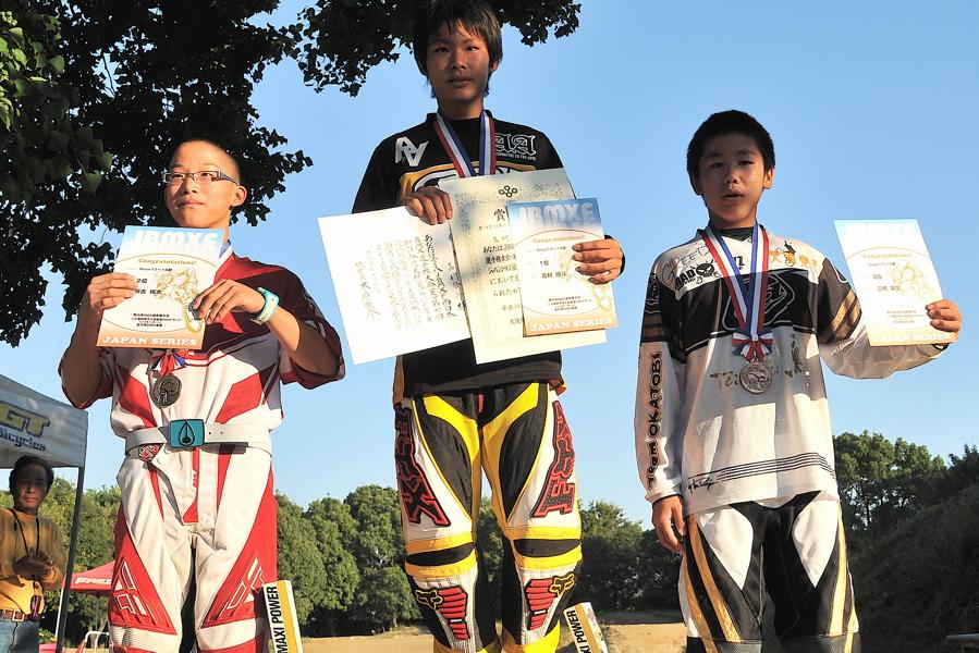 2008JBMXF西日本BMX選手権大会IN大阪VOL 9:年齢別クラス決勝その4_b0065730_23361750.jpg