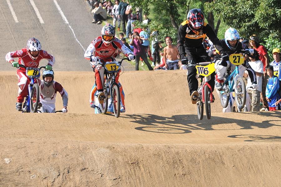 2008JBMXF西日本BMX選手権大会IN大阪VOL 9:年齢別クラス決勝その4_b0065730_23373451.jpg