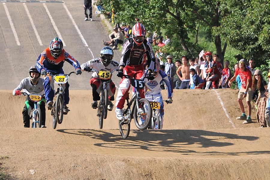 2008JBMXF西日本BMX選手権大会IN大阪VOL 9:年齢別クラス決勝その4_b0065730_23412851.jpg