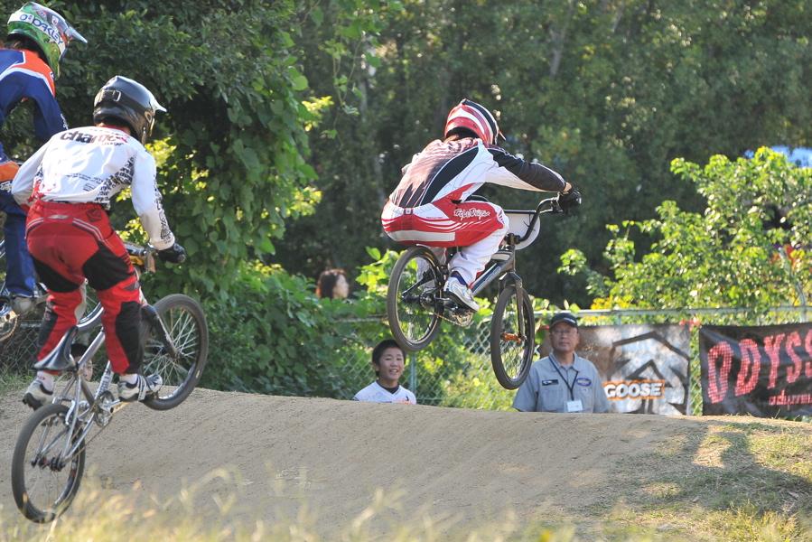 2008JBMXF西日本BMX選手権大会IN大阪VOL 9:年齢別クラス決勝その4_b0065730_23415679.jpg
