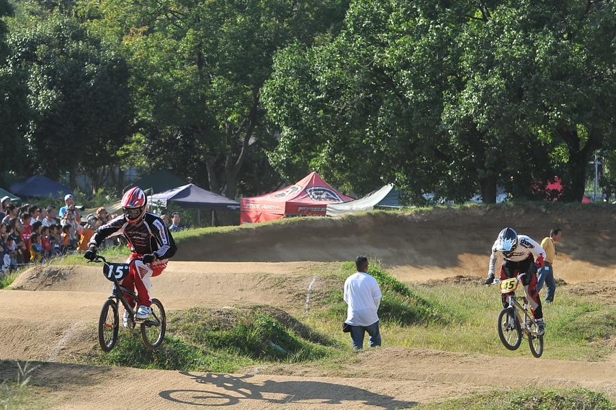 2008JBMXF西日本BMX選手権大会IN大阪VOL 9:年齢別クラス決勝その4_b0065730_23424451.jpg