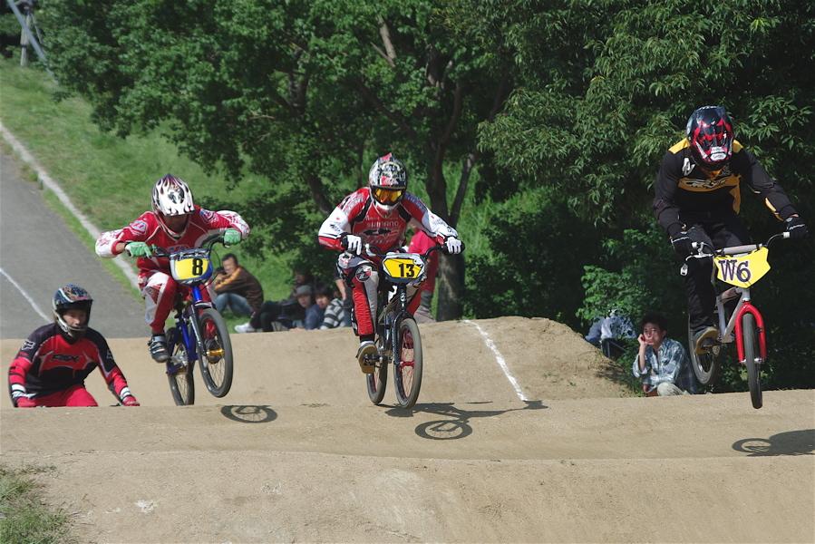 2008JBMXF西日本BMX選手権大会IN大阪VOL 5:年齢別クラス予選その2_b0065730_647591.jpg