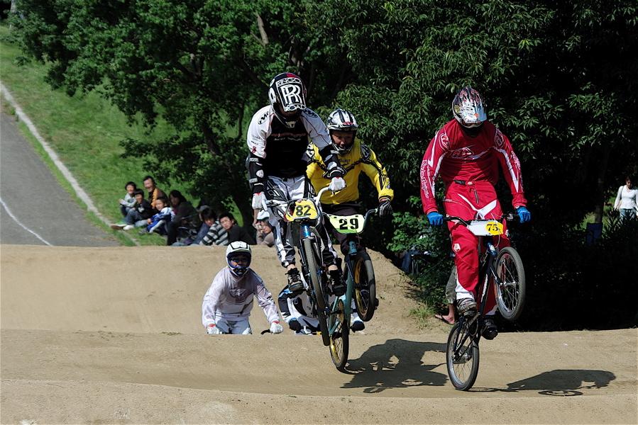 2008JBMXF西日本BMX選手権大会IN大阪VOL 5:年齢別クラス予選その2_b0065730_6485339.jpg