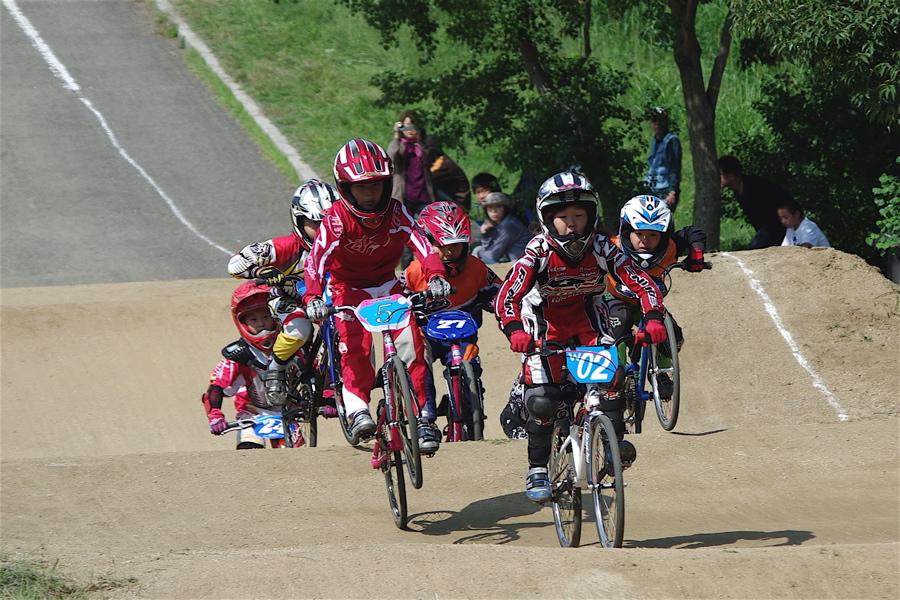 2008JBMXF西日本BMX選手権大会IN大阪VOL 5:年齢別クラス予選その2_b0065730_6493082.jpg