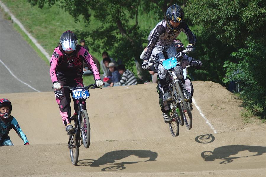 2008JBMXF西日本BMX選手権大会IN大阪VOL 5:年齢別クラス予選その2_b0065730_6495531.jpg