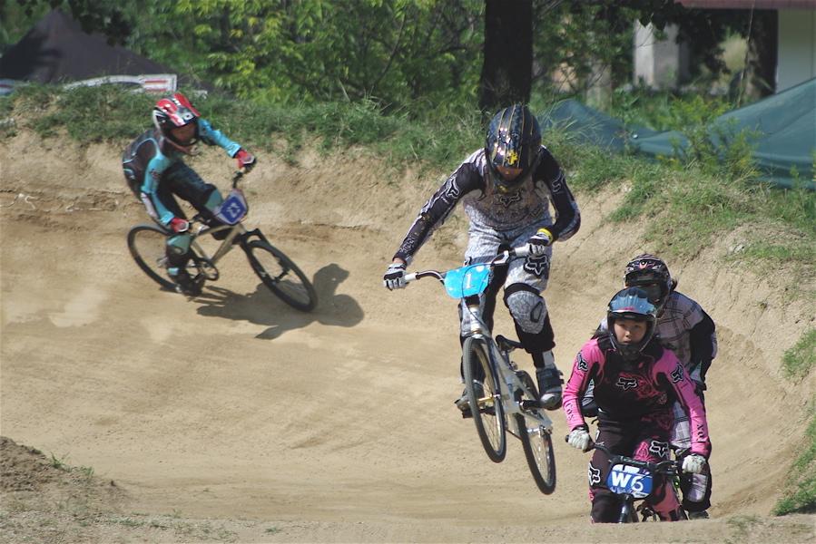 2008JBMXF西日本BMX選手権大会IN大阪VOL 5:年齢別クラス予選その2_b0065730_6502393.jpg