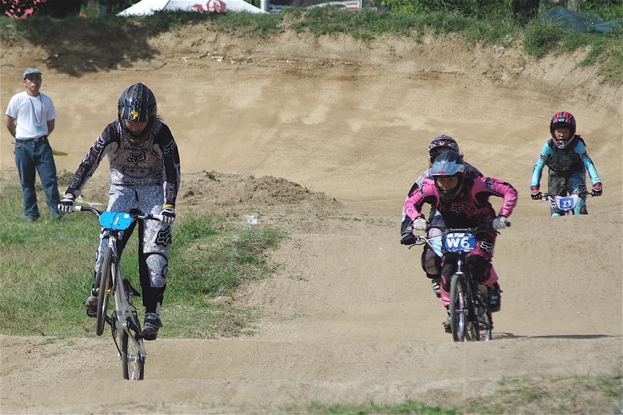 2008JBMXF西日本BMX選手権大会IN大阪VOL 5:年齢別クラス予選その2_b0065730_6503697.jpg