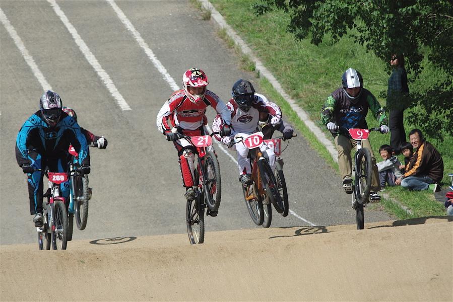2008JBMXF西日本BMX選手権大会IN大阪VOL 5:年齢別クラス予選その2_b0065730_6513254.jpg