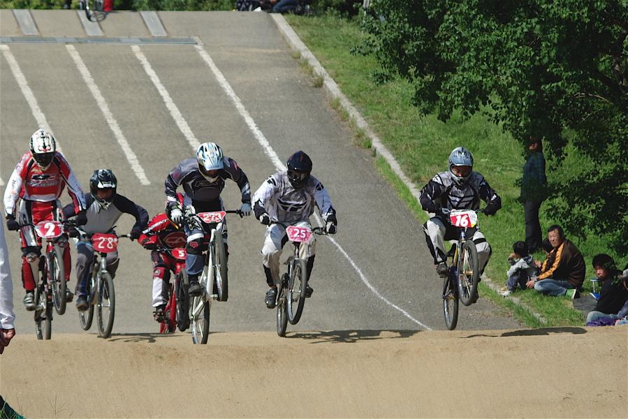 2008JBMXF西日本BMX選手権大会IN大阪VOL 5:年齢別クラス予選その2_b0065730_6522374.jpg