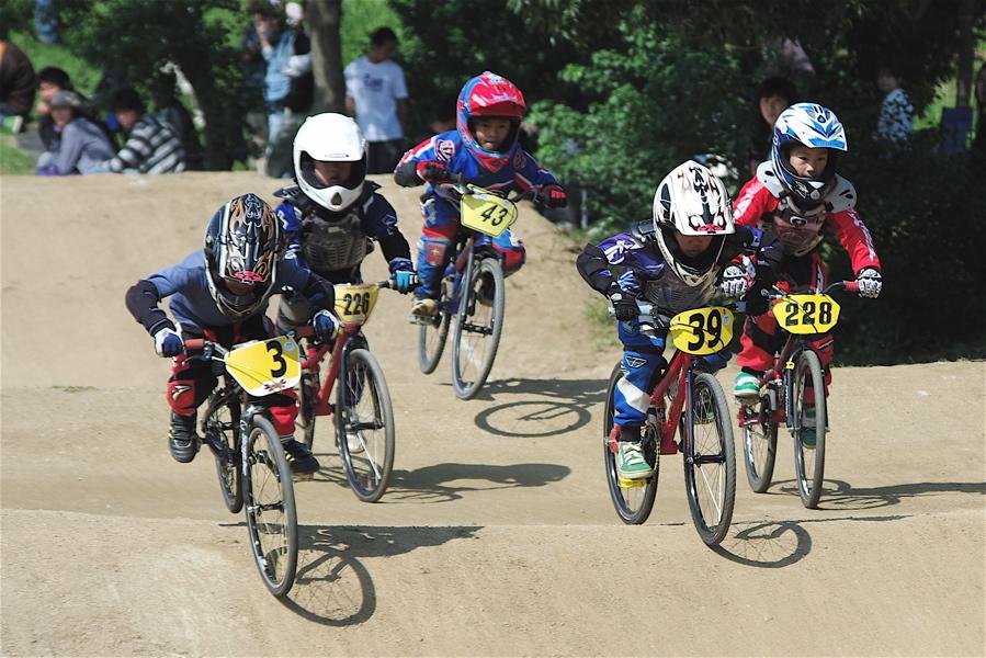 2008JBMXF西日本BMX選手権大会IN大阪VOL 5:年齢別クラス予選その2_b0065730_6531685.jpg