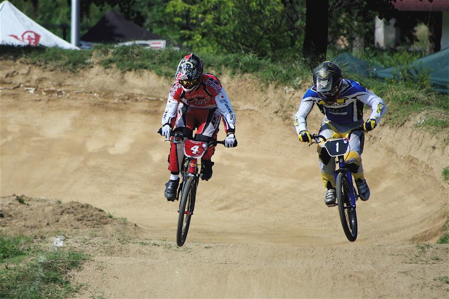 2008JBMXF西日本BMX選手権大会IN大阪VOL 5:年齢別クラス予選その2_b0065730_653446.jpg