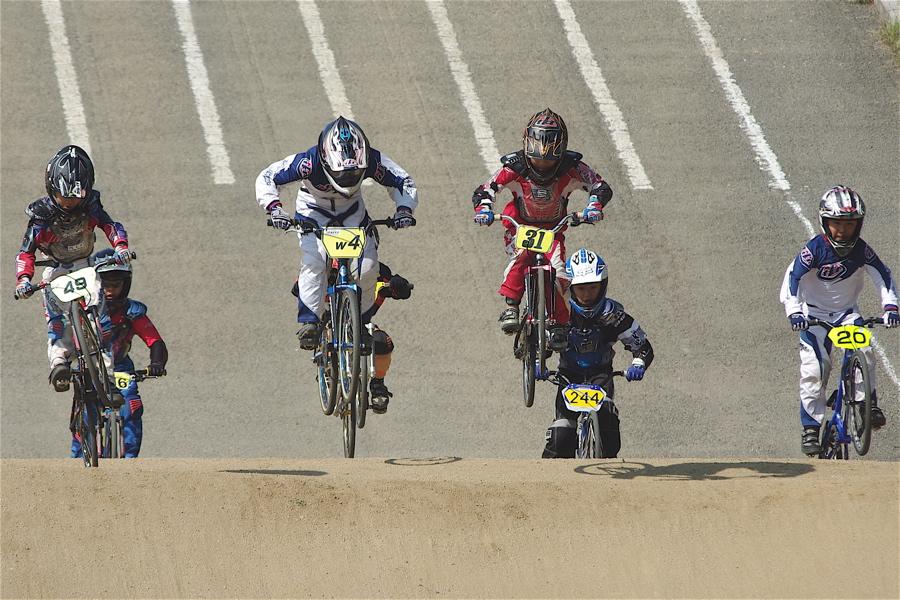 2008JBMXF西日本BMX選手権大会IN大阪VOL 5:年齢別クラス予選その2_b0065730_65417100.jpg