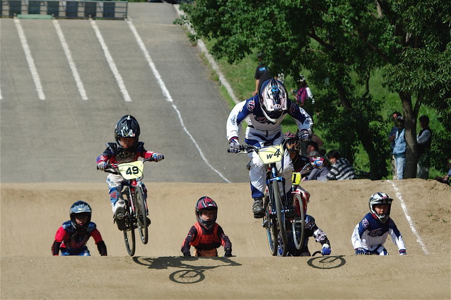2008JBMXF西日本BMX選手権大会IN大阪VOL 5:年齢別クラス予選その2_b0065730_6543091.jpg