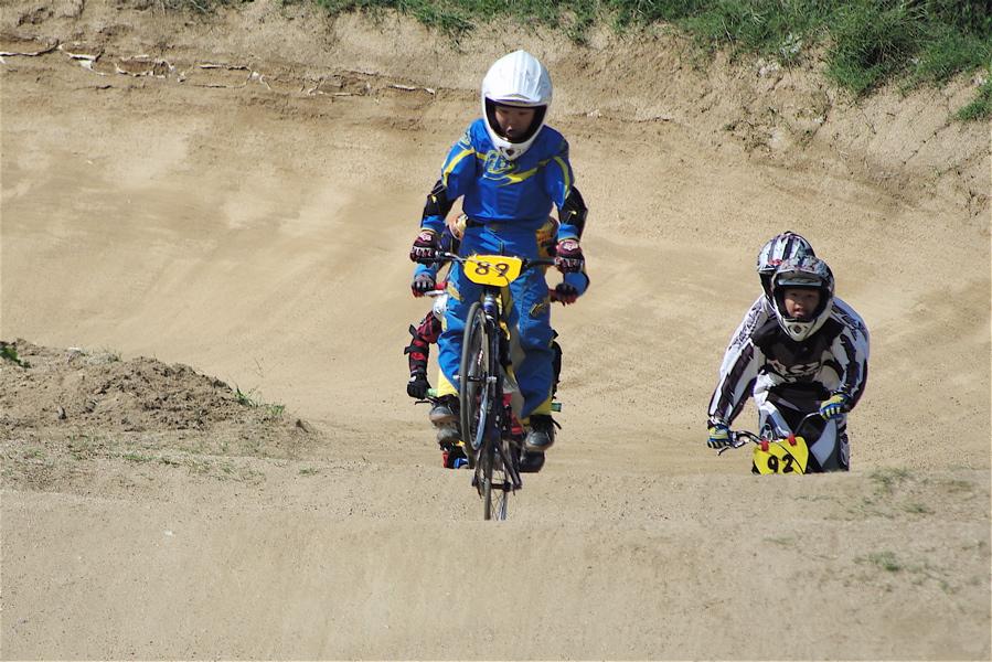 2008JBMXF西日本BMX選手権大会IN大阪VOL 5:年齢別クラス予選その2_b0065730_654491.jpg