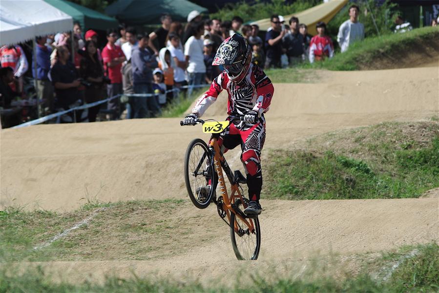 2008JBMXF西日本BMX選手権大会IN大阪VOL 5:年齢別クラス予選その2_b0065730_6552799.jpg
